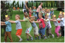 Imprezy plenerowe dla dzieci - Witajcie Przedszkolaki!